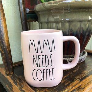 Rae Dunn Mama Need's Coffee Mug